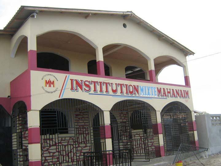 Institution Mahanaim High School
