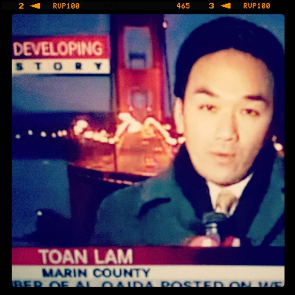 Toan Lam reporting for KRON-TV.