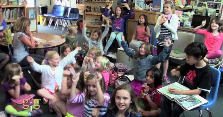 Community Heroes at Sun Valley Elementary School