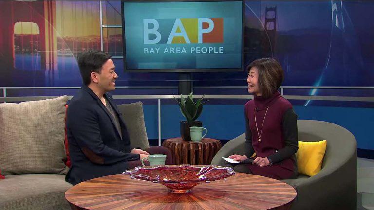 "Toan Lam and Lisa Yakota on KTVU's ""Bay Area People"""