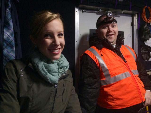 WDBJ7 reporter Alison Parker and photographer Adam Ward