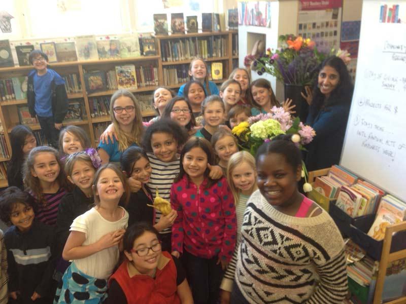 Community Heroes at Sun Valley School