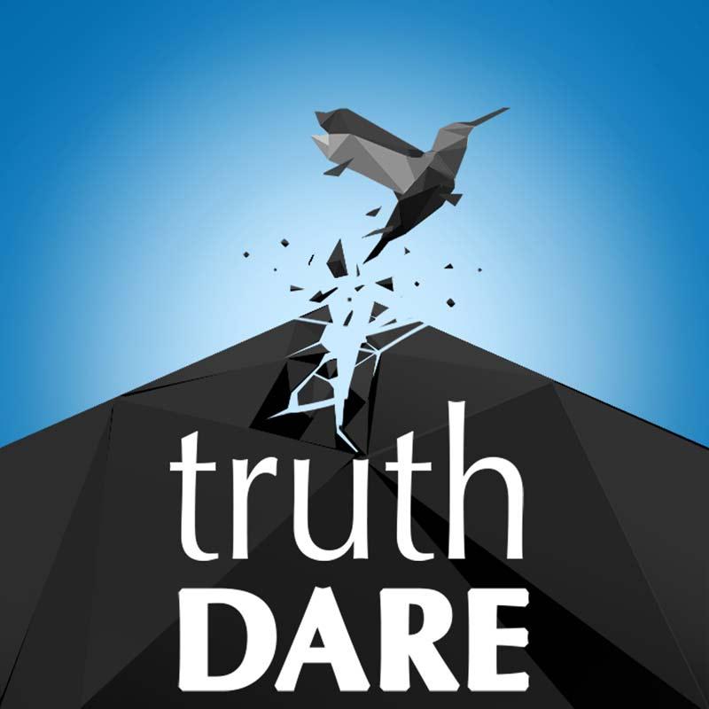TruthDare podcast logo