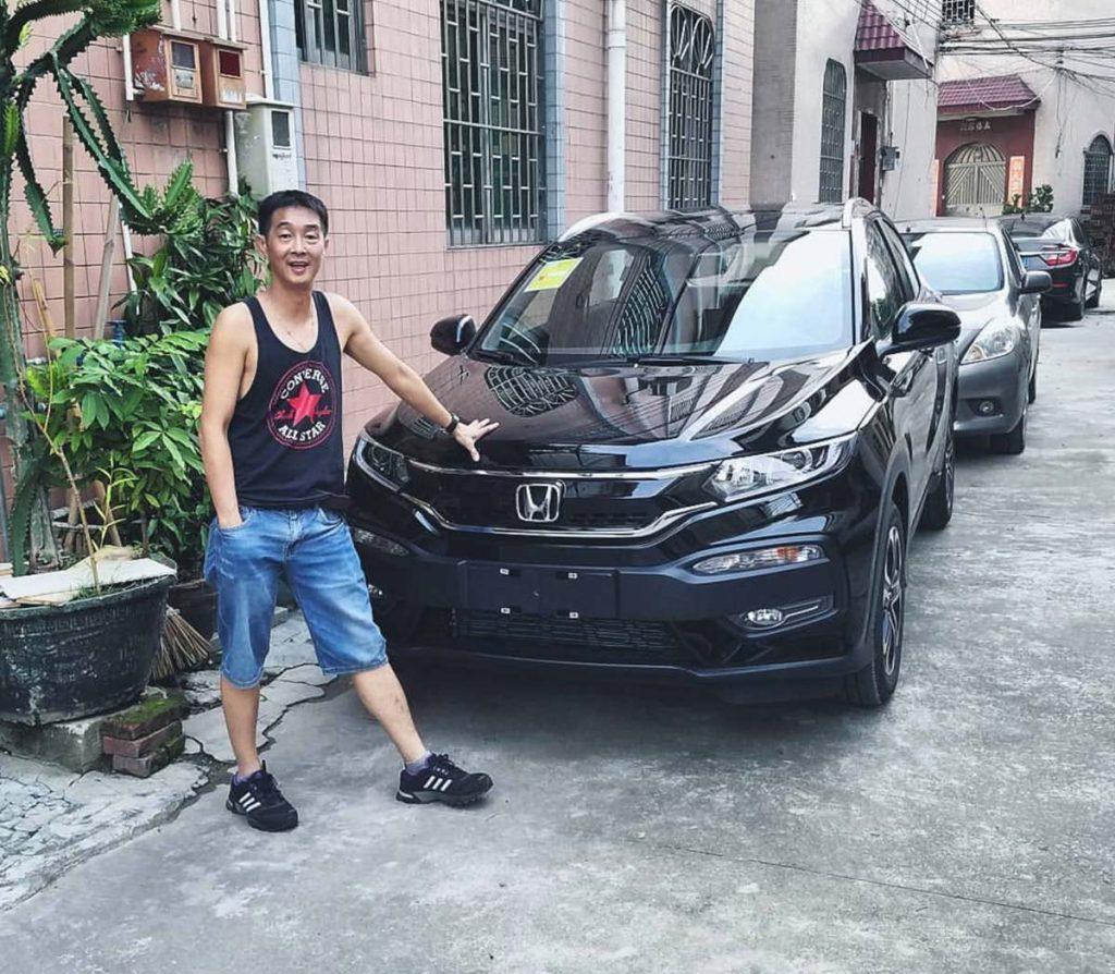 Steven Ng's uncle