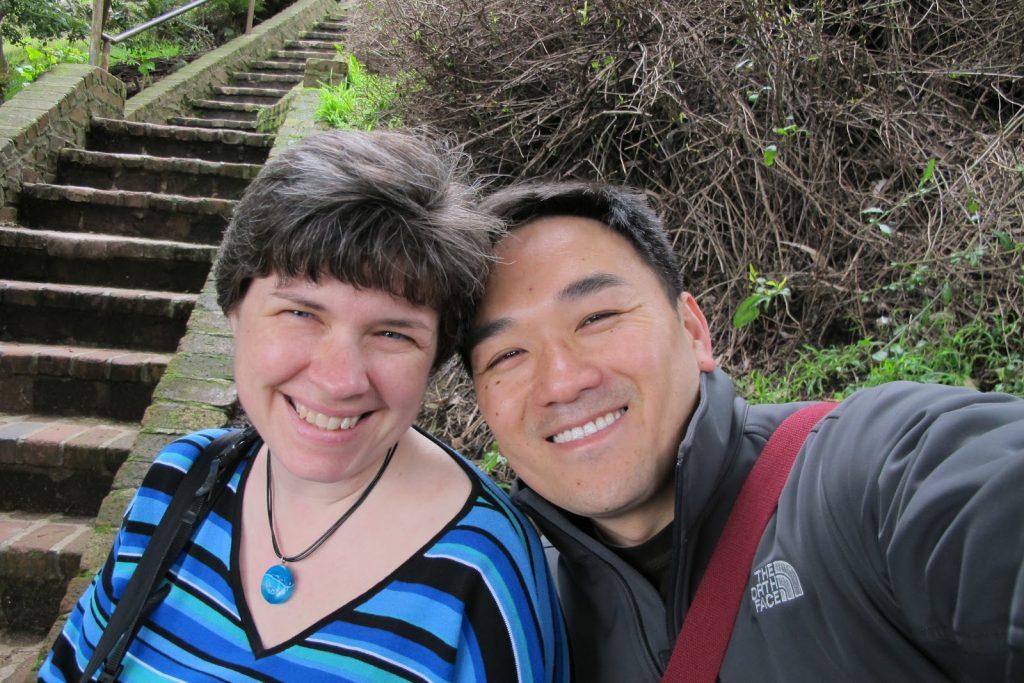 Kat Sloma and Toan Lam