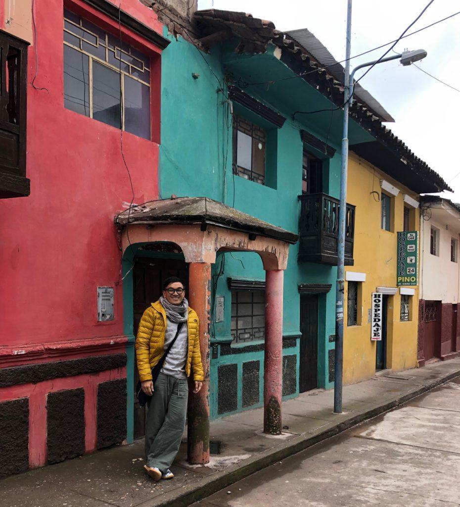Toan in Peru