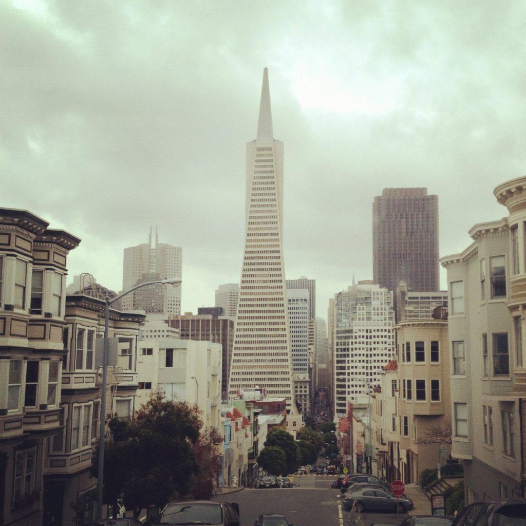 San Francisco's Transamerica Pyramid