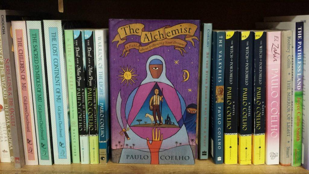 """Paulo Coelho's """"The Alchemist"""""""